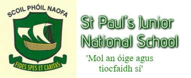 St Paul's Junior N.S.